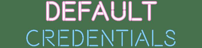 DefaultCredentials.com